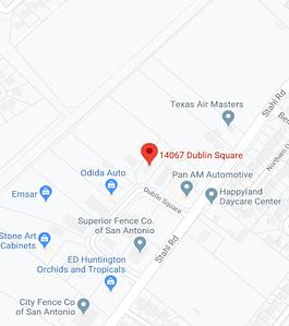 San Antonio Location