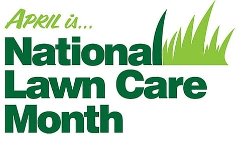 April is National Lawn Care Month!